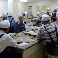 247回フロイデァンコッヘンは、薬膳料理と夏野菜の料理を創る。