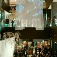 ミッドランドスクエア サクラデコレーション