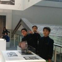 比叡山・中京学習旅行4日目 トヨタ産業技術記念館