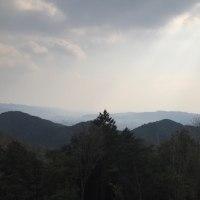 京都・山科〜大文字山ハイキング。