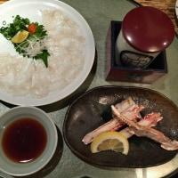 初「京蟹座」でかんぱ~い!・・・今季初で最後の「蟹」だーーー!(^^)