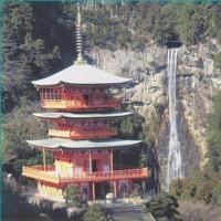 簡単ジグソーパズル Part3 『 尊勝院・那智大滝 』