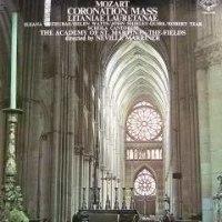 ◇クラシック音楽LP◇ネヴィル・マリナーのモーツァルト:「戴冠式ミサ」/リタニア「聖母マリアのための」