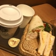 #cafeBREAKでランチセット