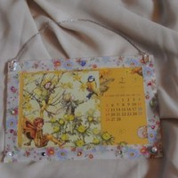 Flower Fairies のカレンダー