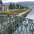 小樽・運河通りを歩く♪小樽駅~国鉄旧手宮線~小樽運河