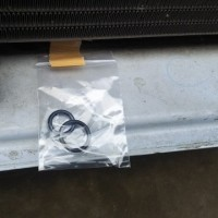 アルト エアコンコンプレッサー交換