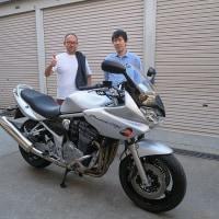 嬉しいです!元スタッフが息子さんと一緒に大型バイクライフをスタートしました!
