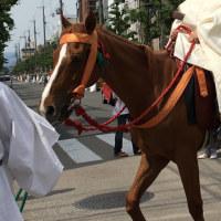 下御霊神社のお祭り