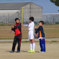 H28年度 FC. USA卒団式
