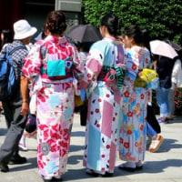 浅草三社祭・ぶら散歩