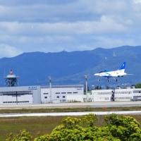 美保基地航空祭2017 ブルーインパルス 前日テスト飛行 ①(動画あり)
