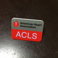 ACLS講習会に行ってきました