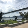 九州縦断サメの旅  〜門司港のサメと関門海峡
