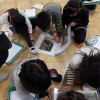 3年生 総合的な学習 「大好き大月 探検隊」