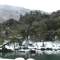 嵯峨野・雪景色Ⅲ
