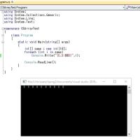C#,VB,C++で配列の確保の比較。