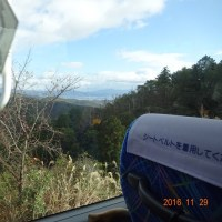 神護寺から嵐山