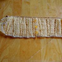 キューティーモヘアのセーター
