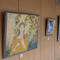 桜井明子日本画展