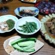 7月14日(金)スペアリブと茄子の梅干し煮