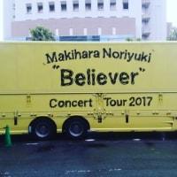 槇原敬之コンサートツアー2017「Believer」。和歌山。