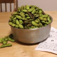 旬の丹波黒枝豆