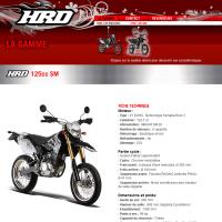 HRDって名前のバイク見つけたwww