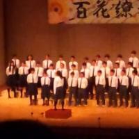 合唱コンクール・光中1