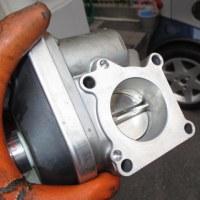 VW LUPO 12ヶ月点検のお手伝い。
