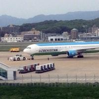 ウズベキスタン航空 FUK