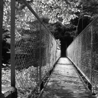 山岳点景:山橋