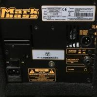 MICROMARK 801/Bassアンプ試行錯誤