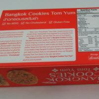 タイの米菓子 mini BANGKOK COOKIES (Tom Yum)