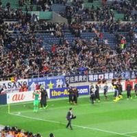 ワールドカップ最終予選 日本×タイ
