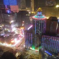 マカオ・香港旅行 2日目 グランドリスボアホテル