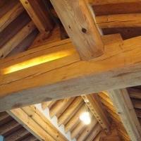 天井を見上げると 抽象の韓国11