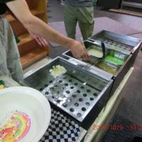 食品サンプル作り体験