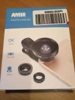 今週の Amazon Amir スマートフォン カメラレンズキット