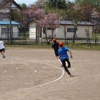 運動会選抜リレー初顔合と練習