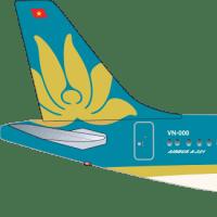 四度目のベトナムへ、まもなくTake off! (ベトナムぷらぷら散歩~ベトナム航空~)