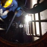汚雑排水槽清掃