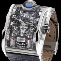 Hysek地球Colossoは、完全に今日の市場には不適当な怪しい素晴らしい腕時計です