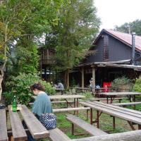 ぐるっと伊豆旅行、森の手作りカフェへ。
