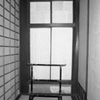 小比賀家の廊下 昭和