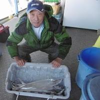 2月19日タチウオ釣果