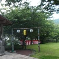 けやき公園『ほたる観賞会』のお知らせ。