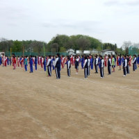 体育祭全体練習