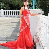 ドレス撮影会の写真