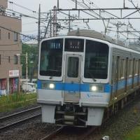 2017年6月28日 小田急 柿生 1057F+1064F リニューアル更新車 同士